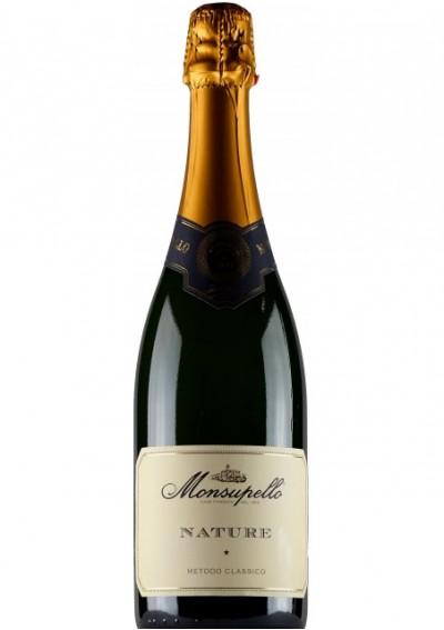 Monsupello Nature Op Pinot Nero Met. Classico  Tre Bicchieri, 4 Viti Vitae Ais